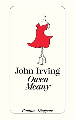Buchcover Owen Meany (detebe)