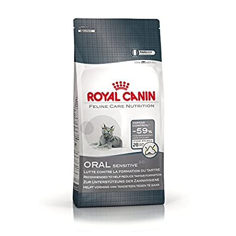Royal Canin Oral Care Nourriture pour Chat 400 g