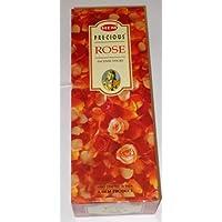 Precious Rose Räucherstäbchen, Saum–1Box von ca. 120Sticks preisvergleich bei billige-tabletten.eu