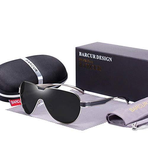 HHCUIJ Driving Polarized Sonnenbrillen Herren Designer Sonnenbrillen für Herren Sportbrillen