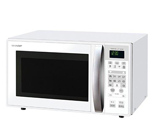 Sharp R-879W - Microondas 26 L