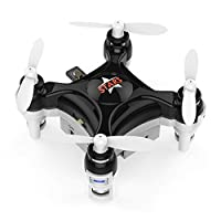 Mini Quadcopter - CX-Stars Micro Drone Pocket Nano Quadcopter Mini 4CH 6 Axis Gyro RC Toys with 3D Flips Headless Mode black by CX
