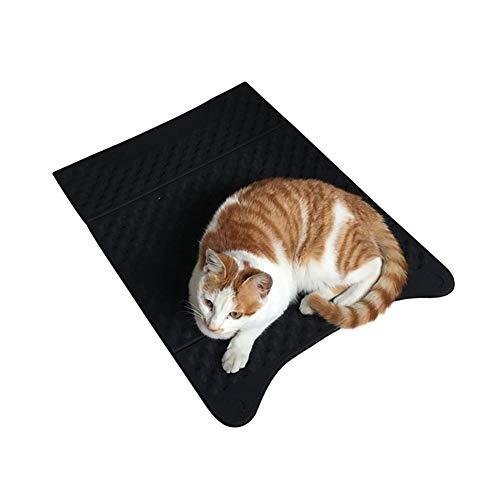 LONG-C Katzenstreu Matte Haustier Falten Massage Matratze Feuchtigkeit-Beweis Insekten-Proof Kissen Im Freien Massage Pad - Feuchtigkeit-beweis-matte