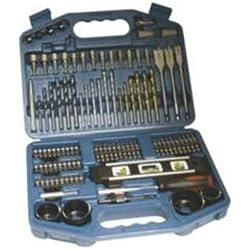 Makita ZMAK-P-67832 P-67832 Coffret de 101 accessoires pour perçage/vissage