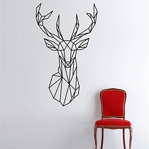 llhzuo-nuovo-design-geometrico-testa-di-cervo-adesivo-parete-geometria-animale-decalcomanie-serie-3d