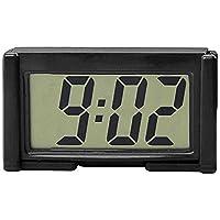 Febelle - Reloj Digital electrónico para Coche, camión, salpicadero, Autoadhesivo, ...