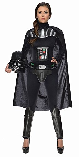 üm Darth Vader Female Karneval Fasching Gr.S ()