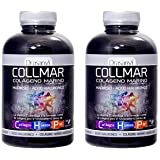 Colágeno marino Drasanvi Colmar hidrolizado con magnesio, ácido hialurónico y vitamina C - 180 comprimidos (pack.