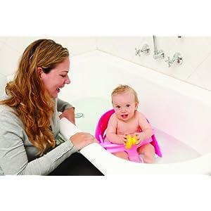 Dreambaby Premium Bath Seat (Pink)