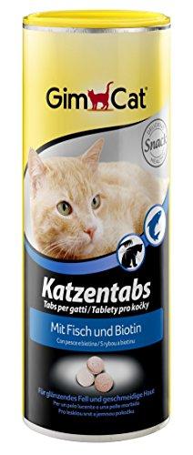 GimCat Katzentabs Fisch, 1 Dose (1 x 425 g)