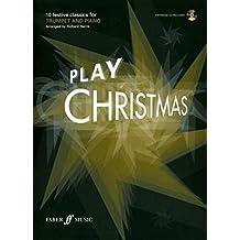 Play Christmas: (trumpet)