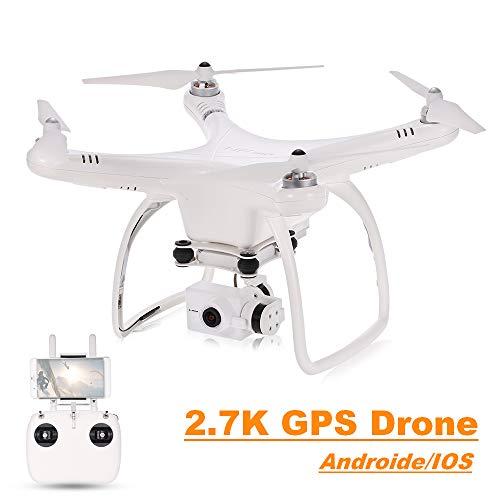 UPair One Plus Cuadricóptero Drone 2.7K