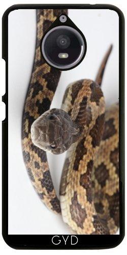 Hülle für Motorola Moto E4 Plus - Texas Ratte Schlange by loki1982 (Ratten Schlangen Für)