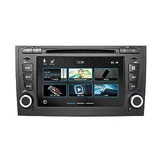 DYNAVIN-N7-A4-Autoradio-Navigationsgert-fr-Audi-A4-B7-3R
