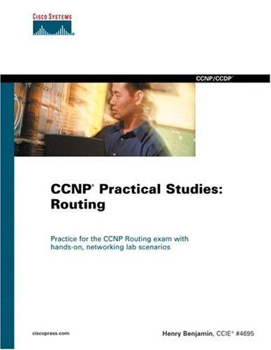 CCNP Practical Studies: Routing (CCNP Self-study) por Henry Benjamin