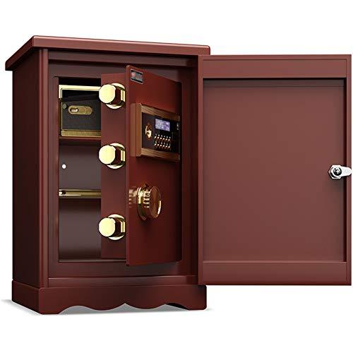 Caja Fuerte de Seguridad,22L Cerradura de Teclado Electrónica Sólida de Caja de...