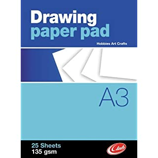 Drawing Paper Pad A3