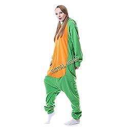 Tortoise Onesie Pajamas Kigurumi Cosplay Costumes Animal Outfit