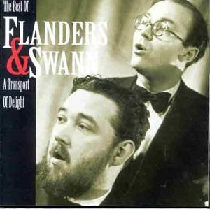 The Best Of Flanders & Swann: A Transport Of Delight Test