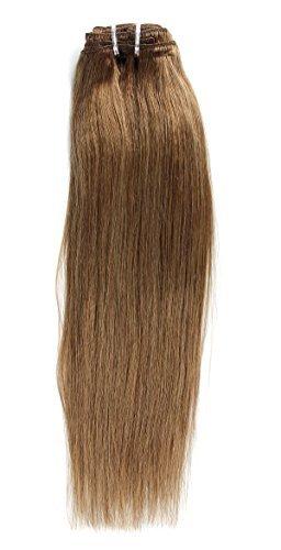 Extension cheveux brun clair