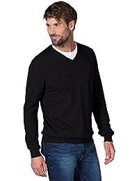 WoolOvers Nouveautés - Pull à col V - Homme - Mérinos