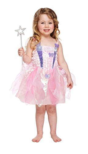 �r Kleinkinder, Fee, Schmetterlingsmotiv, 2-4 Gr. 2-4 Jahre, Butterfly Toddler Costume ()