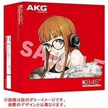 Persona 5 x AKG Harman K845BT Futaba Sakura Special Wireless Headphones [Ebten Limited][Japanische Importspiele]
