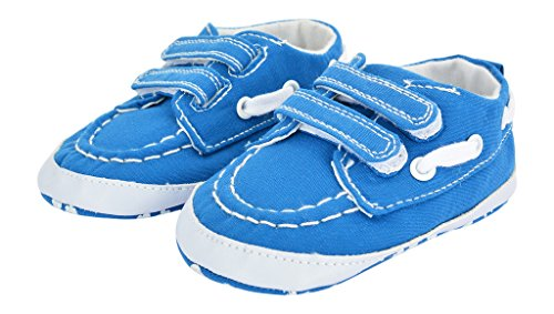 Baby Bucket Pre-Walker Sandal Shoes Light Weight Soft Sole Booties Sandal (Blue, 10-15 Months)