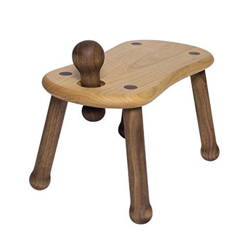 7f22c1711ec94 Banc en bois massif de noyer noir jouets pour enfants banc en bois tabouret  bébé cadeau