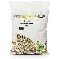Buy Whole Foods Organic Sunflower Seeds, 1 Kg