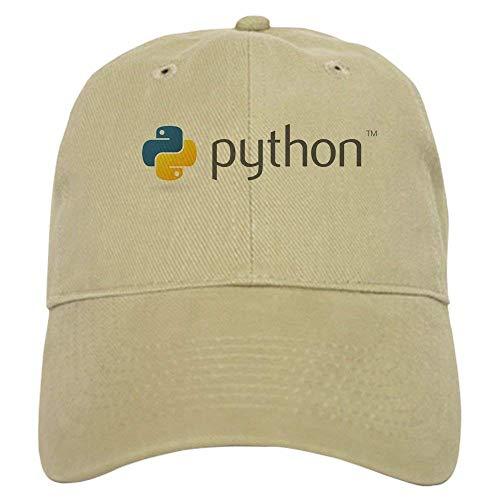 Asekngvo - Python Cap - Baseball Cap with Adjustable Closure, Unique Printed Baseball Hat 2