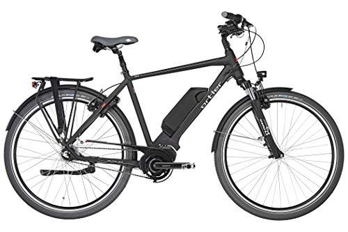 Ortler Bern schwarz matt Rahmengröße 60cm 2017 E-Cityrad