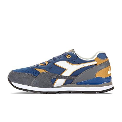 Diadora 92 Wnt N Beige Bleu Sneaker OqrOAwx6