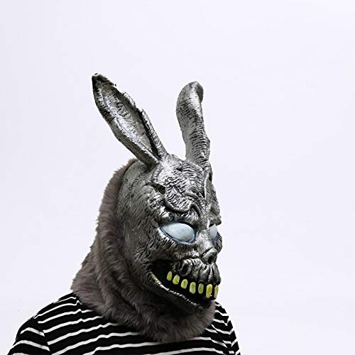 Animal Cartoon Kaninchenmaske Donnie Darko Frank Die Bunny Kostüm Kostüm Halloween-party Maks Supplies
