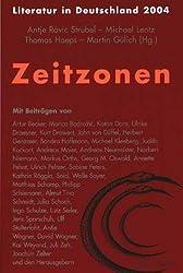 Zeitzonen: Literatur in Deutschland 2004