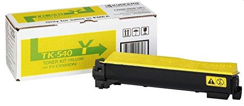Preisvergleich Produktbild Kyocera TK-540Y Toner