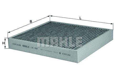Preisvergleich Produktbild Mahle Knecht LAK 809 Filter, Innenraumluft