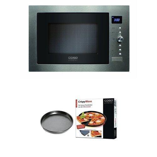 CASO EMCG32  + CASO CrispyWave, Mikrowellen Pizzablech