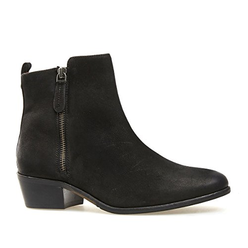 Van Dal Women's Dobson II Boots Black Nubuck 37 UK