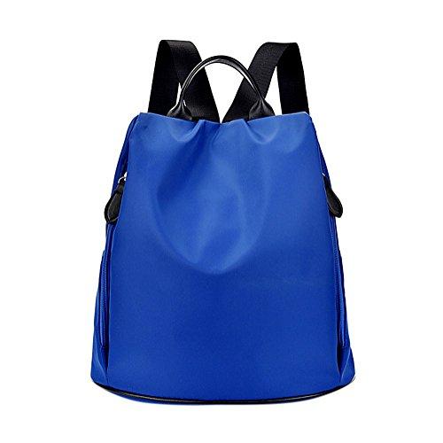 Remeehi, Borsa a zainetto donna, Black (nero) - JXQ01937-1 Blue