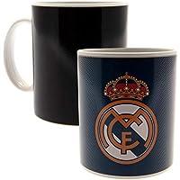 Real Madrid CF - Taza con efecto térmico