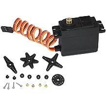MagiDeal 1/8 1/10 RC Coche Accesorios 9KG Servo Motor para HPI HSP Hobao Flux MT LRP Traxxas Axial