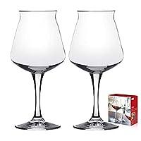 Rastal-TEKU, verre de 42,5cl. Boîte cadeau-2 verres universels pour dégustation de bière artisanale- Boîte cadeau lithographiée-TEKU 3.0(l'original) 42,5cl-Rastal le premier verre universel pour la dégustation de bières artisanales, fabriq...