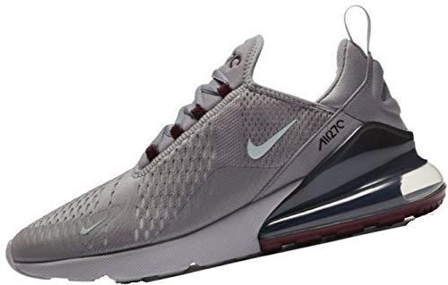 Nike Herren Air Max 270 Fitnessschuhe Mehrfarbig (Atmosphere Grey/Light Silver 016) 44 EU