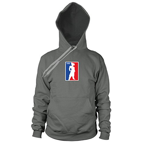 DBZ: League - Herren Hooded Sweater, Größe: M, Farbe: ()