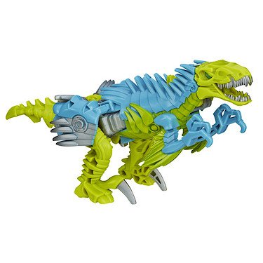 Transformers - Ära des Untergangs - Dinobot Slash One Step Changer [UK Import]