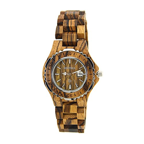 bewell-woman-wooden-quartz-watch-round-dial-analog-with-retro-traveler-watch