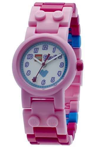 lego-friends-stephanie-watch-with-minidoll-childrens-quartz-watch-with-white-dial-analogue-display-a