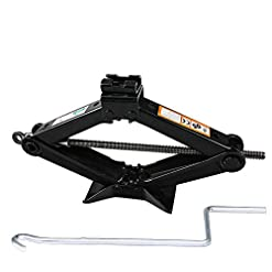 2ton Tonne universale in auto Van Scissor Wind Up jack Lift Speed Handle