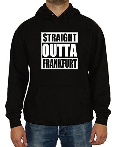 Artshirt-Factory - Sweat-shirt à capuche - Homme noir Schwarz Taille Unique - noir - Taille Unique
